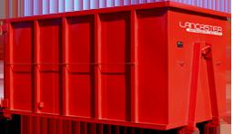 8 yard dumpster disposal bin