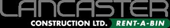 Lancaster Construction LTD Logo