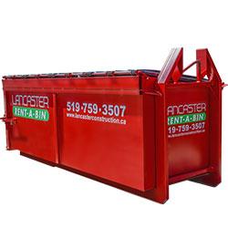 12 yard dumpster disposal bin